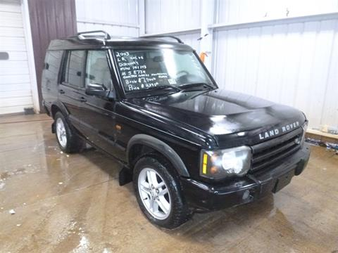 2003 Land Rover Discovery for sale at East Coast Auto Source Inc. in Bedford VA