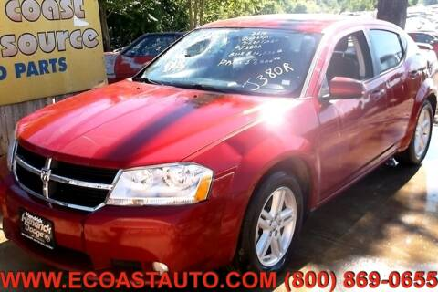 2010 Dodge Avenger for sale at East Coast Auto Source Inc. in Bedford VA