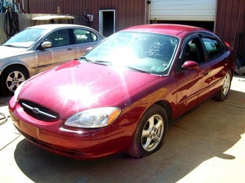 2003 Ford Taurus for sale at East Coast Auto Source Inc. in Bedford VA