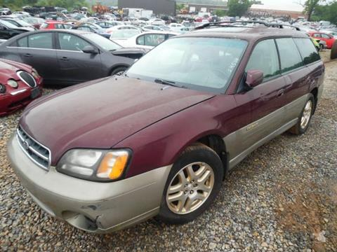 2000 Subaru Outback for sale in Bedford, VA