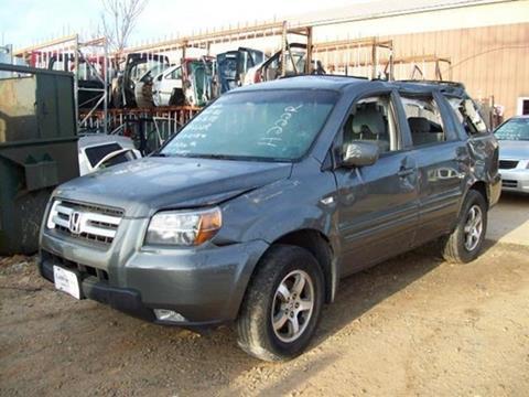 2007 Honda Pilot for sale at East Coast Auto Source Inc. in Bedford VA