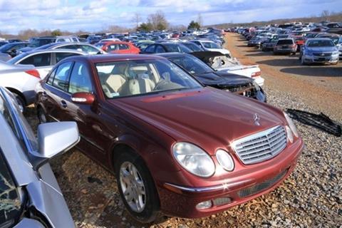 2005 Mercedes-Benz E-Class for sale at East Coast Auto Source Inc. in Bedford VA