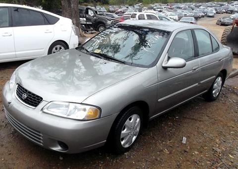 2002 Nissan Sentra for sale in Bedford, VA