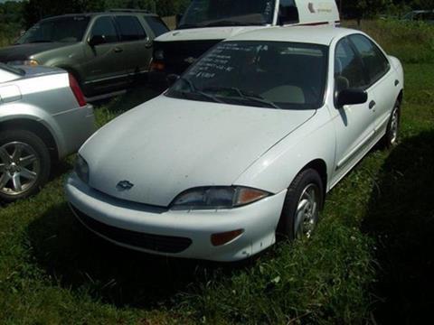 1998 Chevrolet Cavalier for sale in Bedford, VA