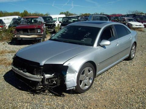 2004 Audi A8 L for sale in Bedford, VA