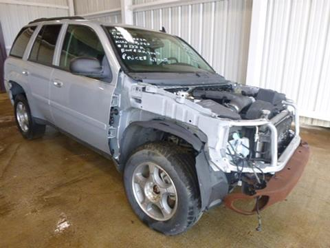 2008 Chevrolet TrailBlazer for sale at East Coast Auto Source Inc. in Bedford VA