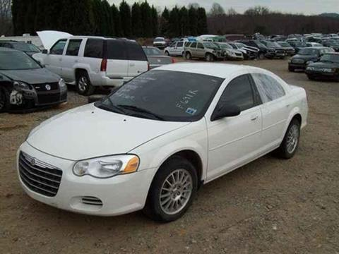 2005 Chrysler Sebring for sale at East Coast Auto Source Inc. in Bedford VA