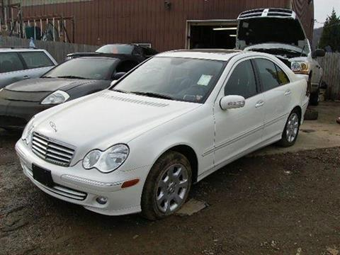 2006 Mercedes-Benz C-Class for sale at East Coast Auto Source Inc. in Bedford VA