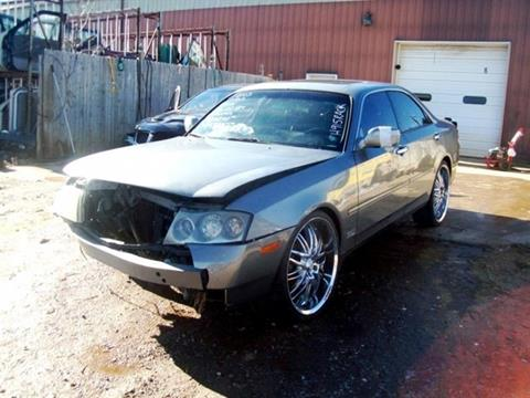 2003 Infiniti M45 for sale at East Coast Auto Source Inc. in Bedford VA