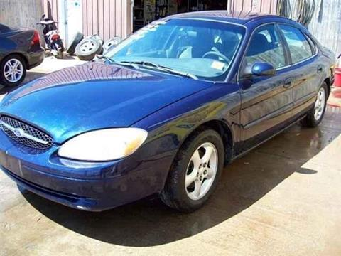 2001 Ford Taurus for sale at East Coast Auto Source Inc. in Bedford VA
