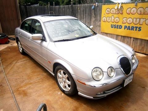 2000 Jaguar S-Type for sale in Bedford, VA