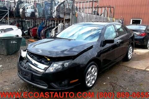 2010 Ford Fusion for sale at East Coast Auto Source Inc. in Bedford VA