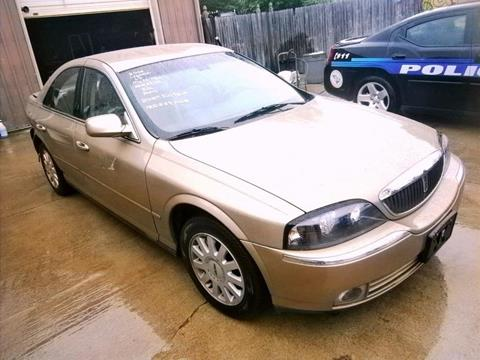 2005 Lincoln LS for sale in Bedford, VA