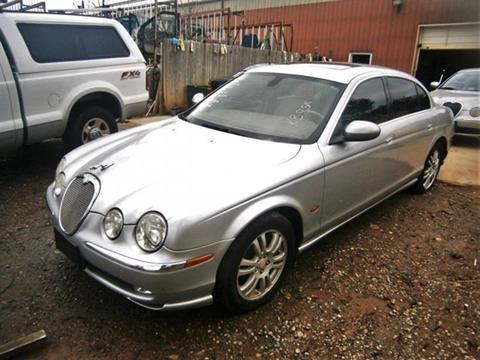 2004 Jaguar S-Type for sale at East Coast Auto Source Inc. in Bedford VA
