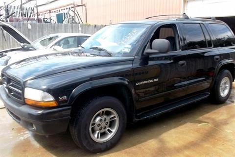 2000 Dodge Durango for sale at East Coast Auto Source Inc. in Bedford VA