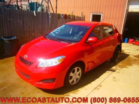 2010 Toyota Matrix for sale at East Coast Auto Source Inc. in Bedford VA