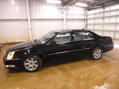 2007 Cadillac DTS for sale at East Coast Auto Source Inc. in Bedford VA