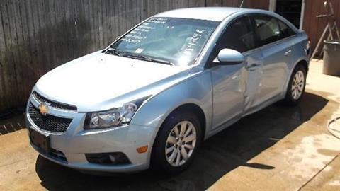 2011 Chevrolet Cruze for sale at East Coast Auto Source Inc. in Bedford VA