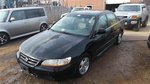 2001 Honda Accord for sale at East Coast Auto Source Inc. in Bedford VA