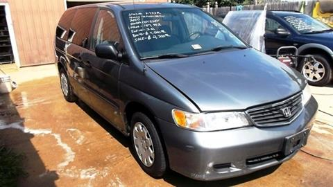 2000 Honda Odyssey for sale at East Coast Auto Source Inc. in Bedford VA