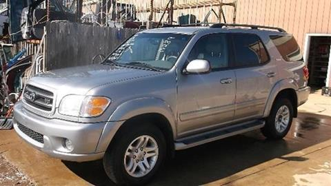 2004 Toyota Sequoia for sale at East Coast Auto Source Inc. in Bedford VA