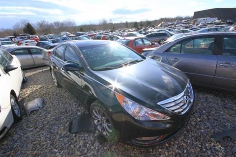 2012 Hyundai Sonata for sale at East Coast Auto Source Inc. in Bedford VA