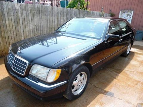 1998 mercedes benz s class for sale. Black Bedroom Furniture Sets. Home Design Ideas