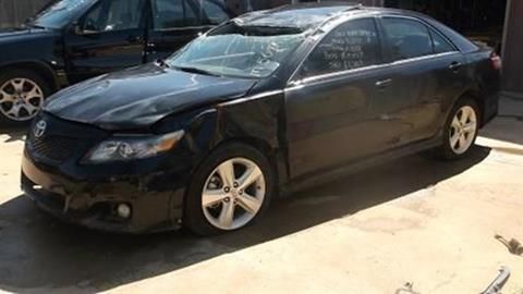 2011 Toyota Camry for sale at East Coast Auto Source Inc. in Bedford VA