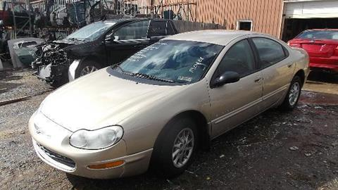 1999 Chrysler Concorde for sale in Bedford, VA
