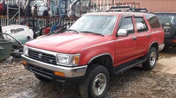 1993 Toyota 4Runner for sale in Bedford, VA