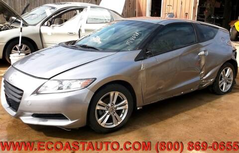 2011 Honda CR-Z for sale at East Coast Auto Source Inc. in Bedford VA