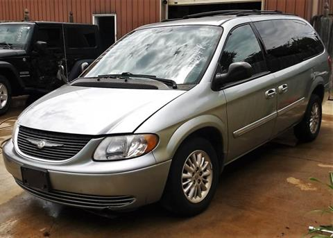 2004 Chrysler Town and Country for sale in Bedford, VA