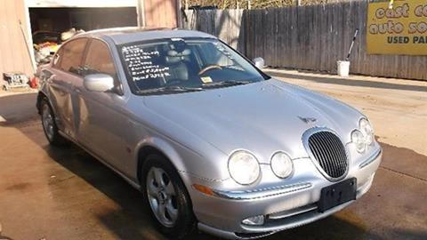 2001 Jaguar S-Type for sale at East Coast Auto Source Inc. in Bedford VA
