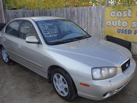 2001 Hyundai Elantra for sale at East Coast Auto Source Inc. in Bedford VA