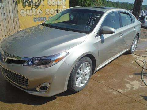 2014 Toyota Avalon for sale in Bedford, VA