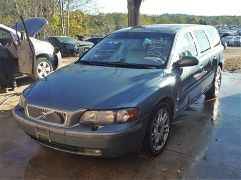 2002 Volvo V70 for sale at East Coast Auto Source Inc. in Bedford VA