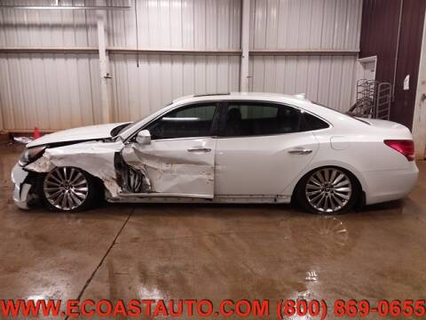2014 Hyundai Equus for sale at East Coast Auto Source Inc. in Bedford VA
