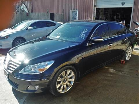 2009 Hyundai Genesis for sale in Bedford, VA