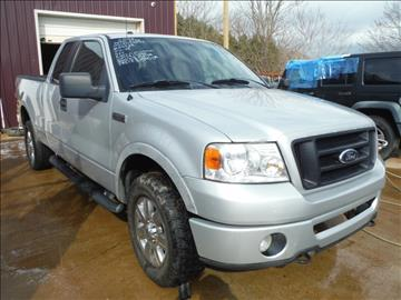2006 Ford F-150 for sale in Bedford, VA