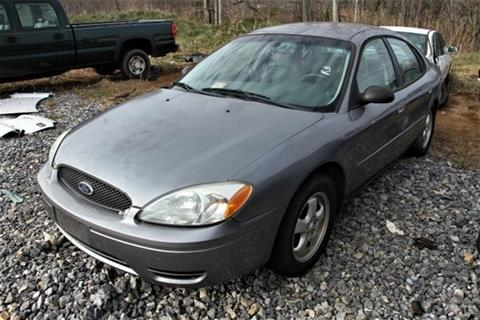 2006 Ford Taurus for sale at East Coast Auto Source Inc. in Bedford VA