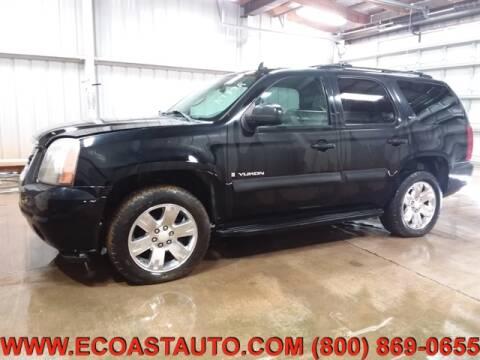 2007 GMC Yukon for sale at East Coast Auto Source Inc. in Bedford VA