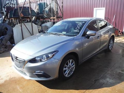 2014 Mazda MAZDA3 for sale at East Coast Auto Source Inc. in Bedford VA
