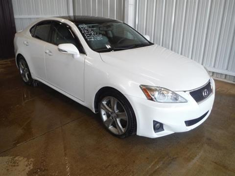 2012 Lexus IS 250 for sale at East Coast Auto Source Inc. in Bedford VA