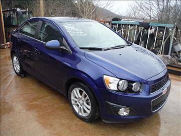 2013 Chevrolet Sonic for sale in Bedford, VA