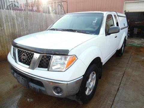 2005 Nissan Frontier for sale at East Coast Auto Source Inc. in Bedford VA
