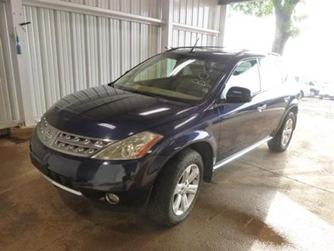 2006 Nissan Murano for sale at East Coast Auto Source Inc. in Bedford VA