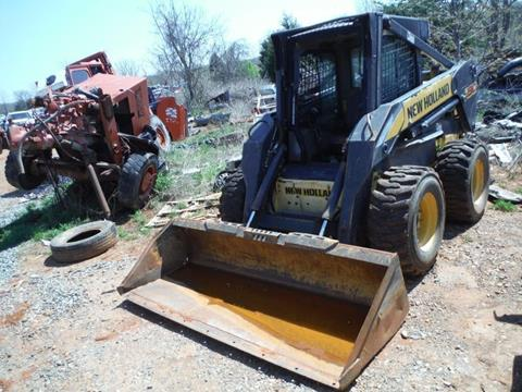 2007 New Holland L190