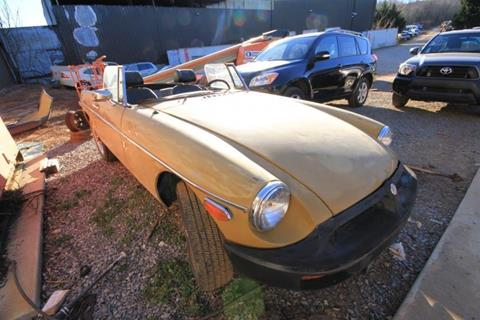1974 MG MGB for sale in Bedford, VA