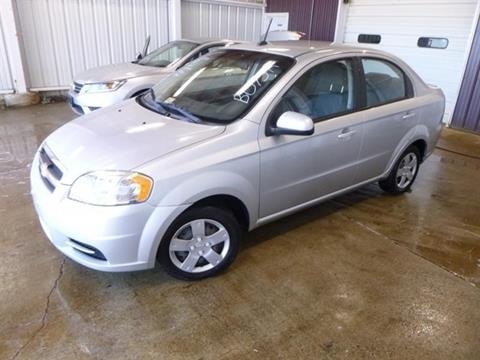 2011 Chevrolet Aveo for sale at East Coast Auto Source Inc. in Bedford VA