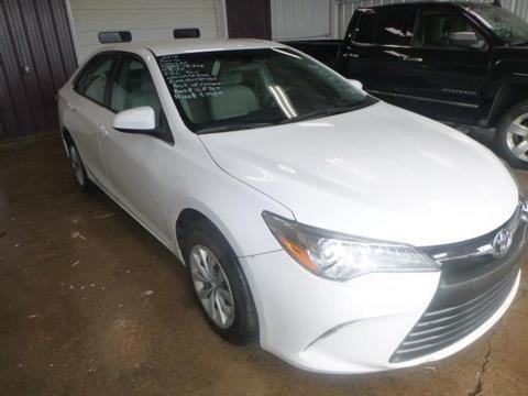 2015 Toyota Camry for sale in Bedford, VA